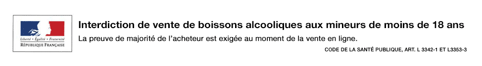Interdiction de vente de boissons alcooliques aux mineurs de moins de 18ans