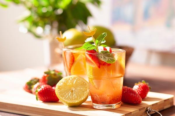 Les Sirops de fruits Marius Bonal